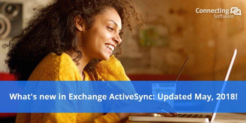 Updates in Exchange ActiveSync 2018